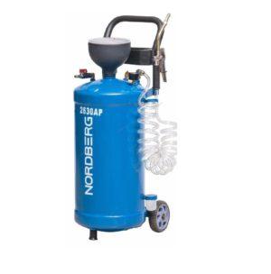 Установка для раздачи масла пневматическая 30 литров