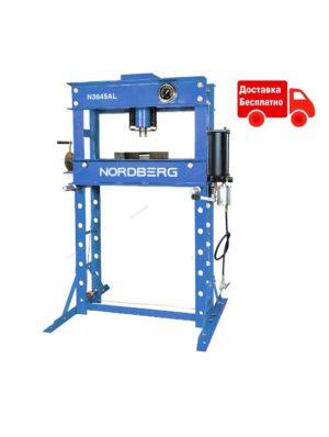 Пресс с пневмоприводом, усилие 45 т. Nordberg ECO N3645AL
