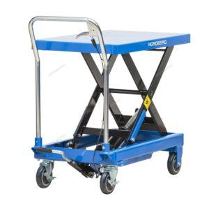 Подъемный стол гидравлический, г/п 750 кг. Nordberg N3T750