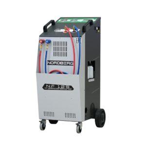 Автоматическая установка для заправки кондиционеров, 12 л Nordberg NF12S