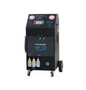 Установка автомат. для заправки кондиционеров, 12 л Nordberg NF13